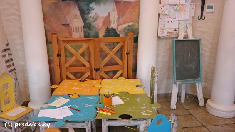 Кафе с детской комнатой Лидо